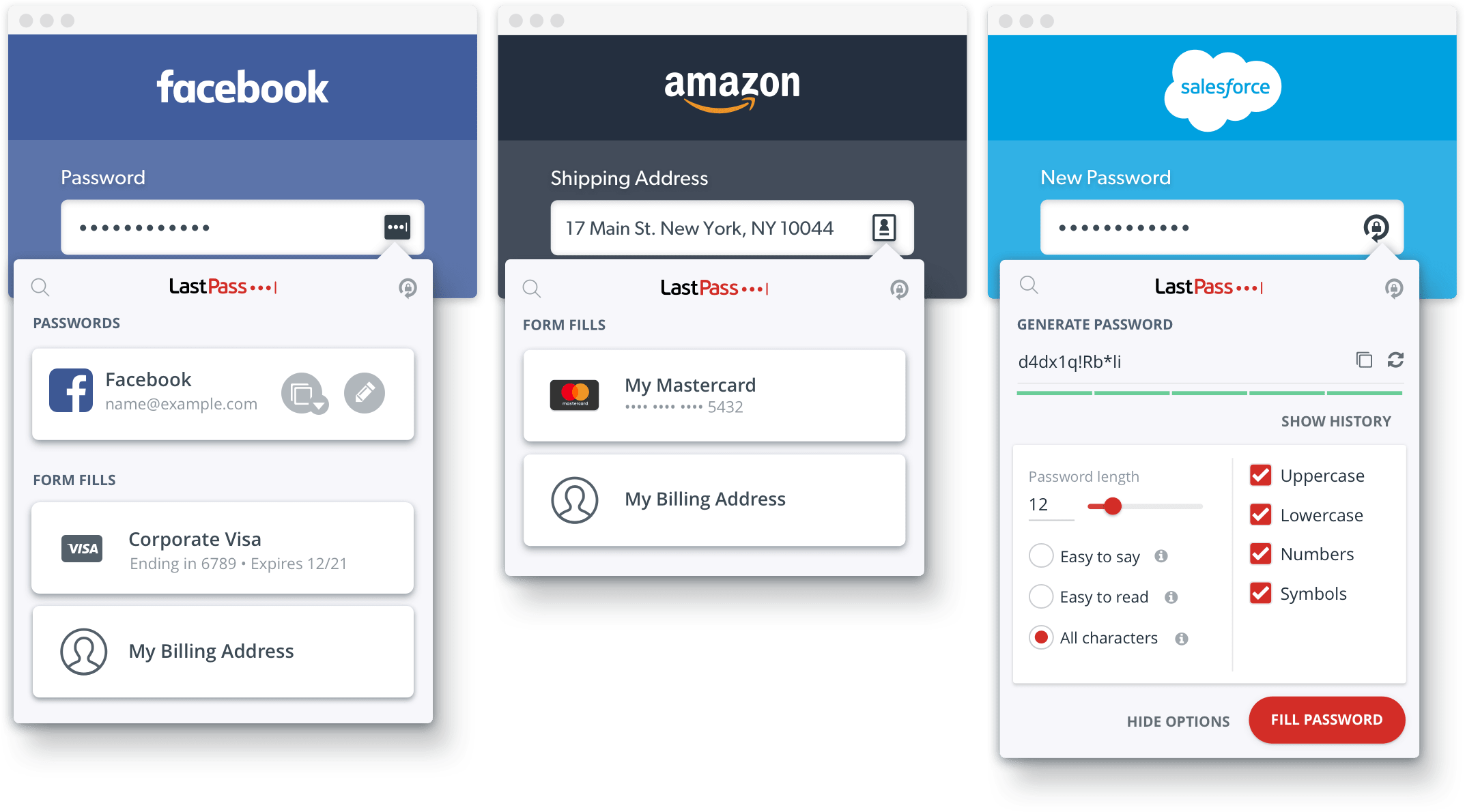 1 Password Manager & Vault App, Enterprise SSO & MFA | LastPass