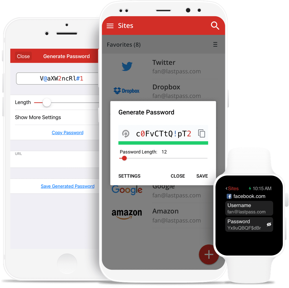 Password Generator | LastPass