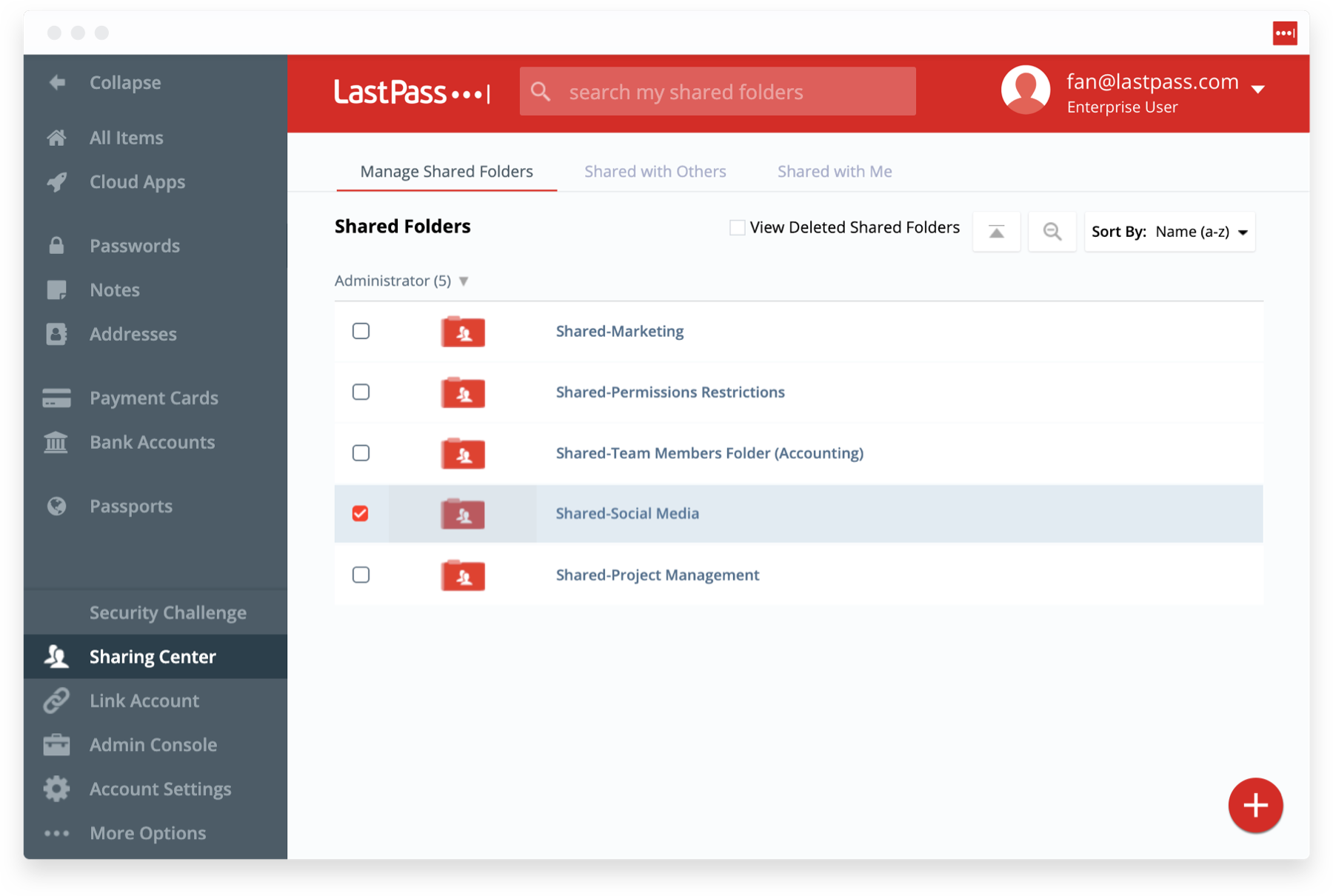 Enterprise Password Management with SSO | LastPass Access